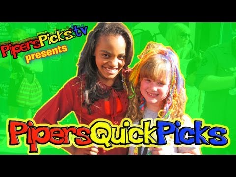 Disney Descendants CHINA ANNE McCLAIN A.N.T. Farm on the Phineas and Ferb Red Carpet with Piper