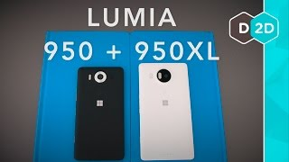 Lumia 950 + 950XL Review - A Month with the New Windows Phones and Continuum