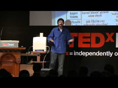 Blogger Toparlama: Tunç Kılıç at TEDxReset 2010