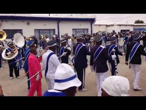 St John's Apostolic Faith Mission Church Band @ Seshego 2013