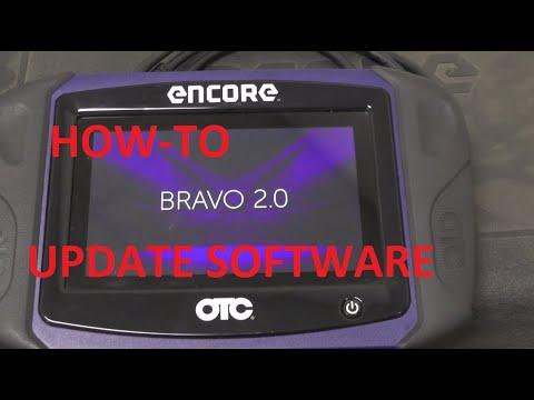 OTC Encore Scan Tool Software Update