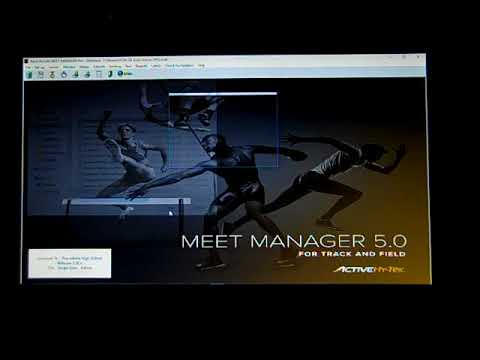 Hytek Step How To Import Meet From Milesplit Download
