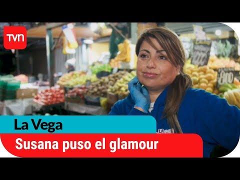 Susana puso el glamour en La Vega  |  La Vega - T2E5