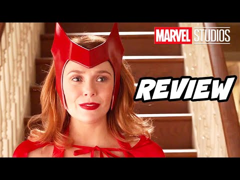 Marvel Wandavision 2021 Review Breakdown and Marvel Movies
