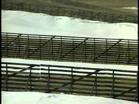 Effective Snow Fences