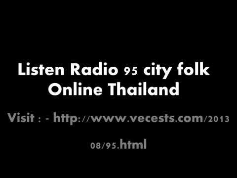 ฟังวิทยุ  95 ลูกทุ่งมหานคร  ประเทศไทย http://www.vecests.com/2013/08/95.html