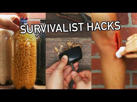 Smart Survivalist Hacks For Common Emergencies