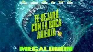 Megalodon pelicula completa en español latino 2018 mega