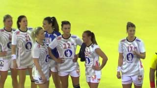 Handbal romania - norvegia 09 march 2016 ultimele minute 25-20 final score