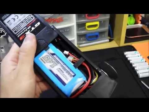 Automodelismo - Baterias de Lipo em rádio de 8 pilhas - ECBROCK RC