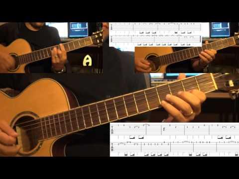 Oğuzhan Koç - Ayy (Ben Hala Rüyada) - Gitar Dersi