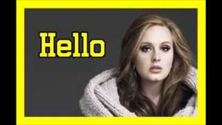 Adele- Hello (Live at the NRJ Awards) Adele