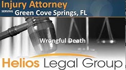 Green Cove Springs Injury Attorney - Florida
