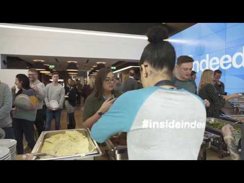 Inside Indeed Dublin | Capital Dock Office Tour