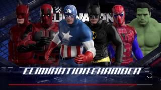 Video WWE 2K17 | Hulk vs Spiderman vs Batman vs Deadpool vs Captain America vs Daredevil download MP3, 3GP, MP4, WEBM, AVI, FLV Maret 2017