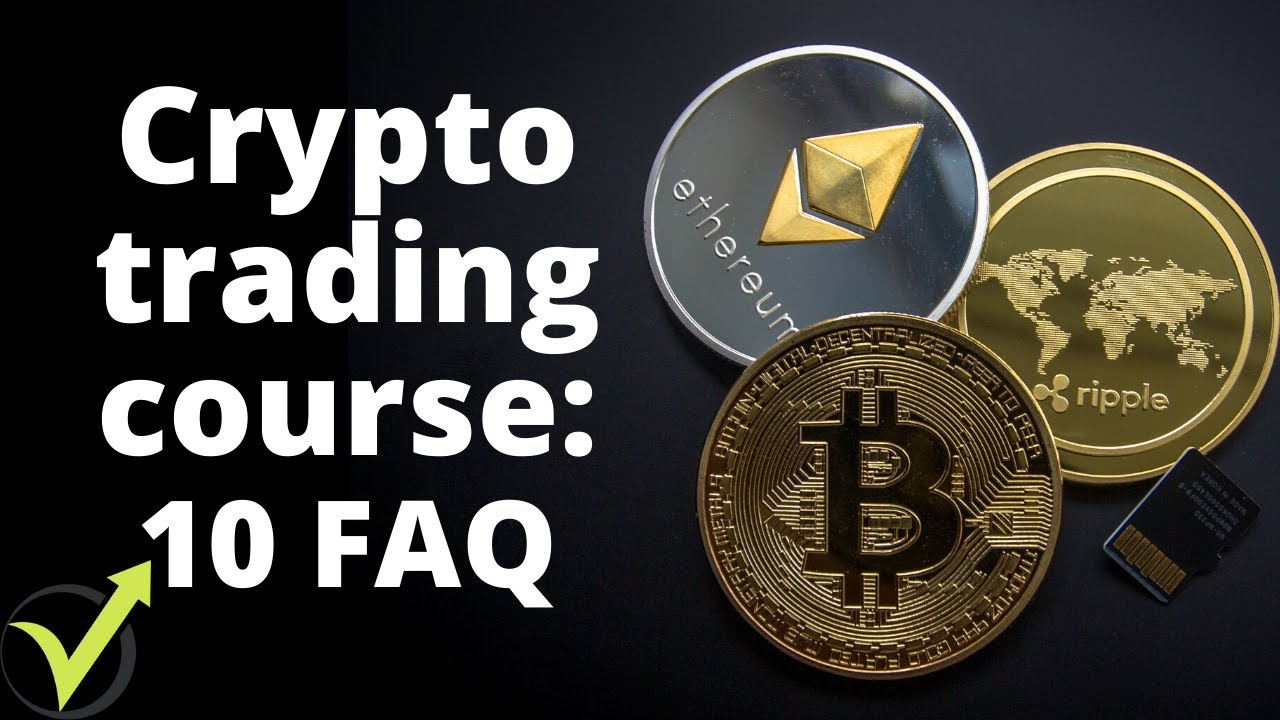 cryptocurrency trading course
