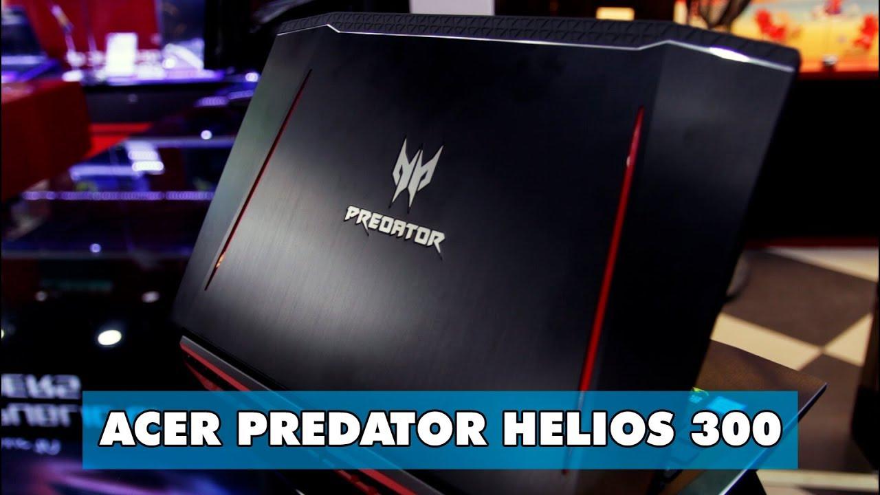 Đánh giá Acer Predator Helios 300 - Laptop gaming cực tốt dưới 30 triệu