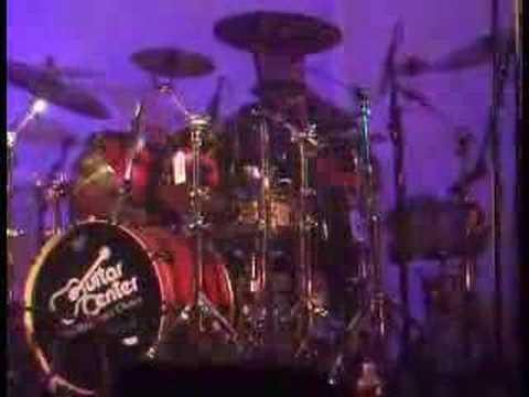 Alvaro Lopez Hidalgo TX 05/26/2007 drum clinic solo