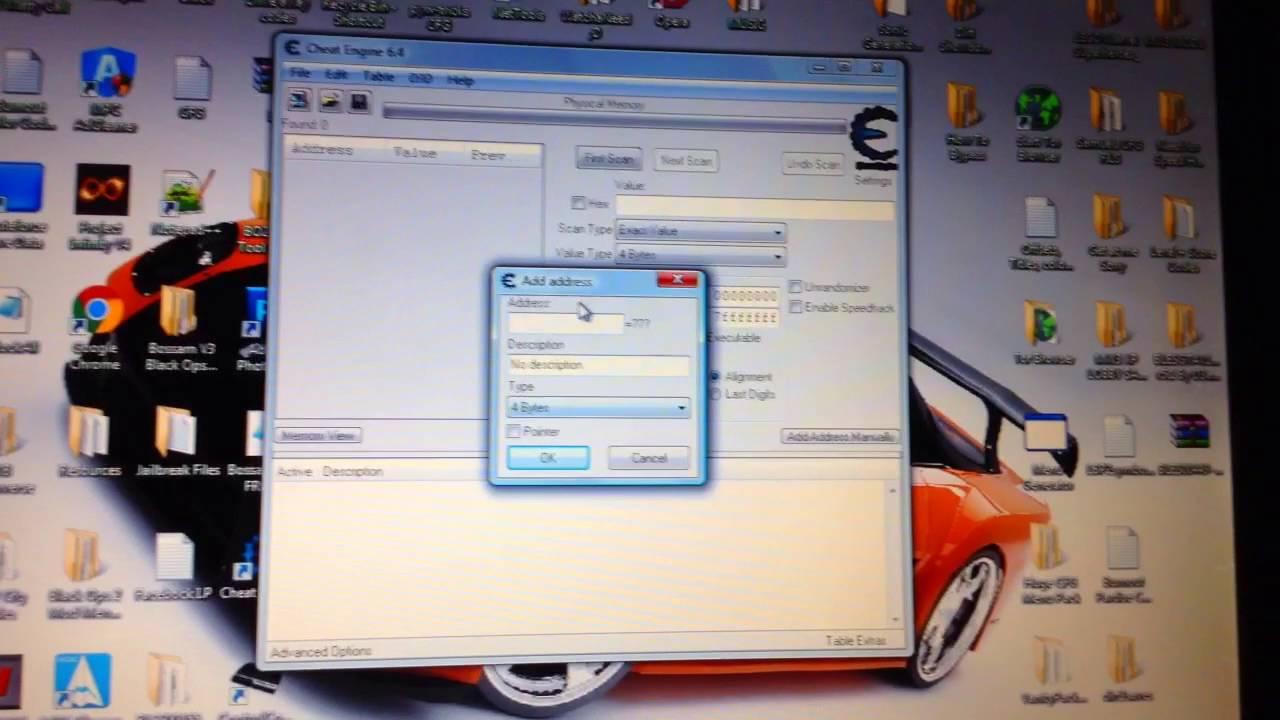Car color code finder - Ps3 Burnout Pardise Cheat Engine 6 4 Colour Code Finder