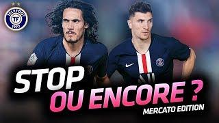 Cavani et Meunier finalement prolongés par le PSG ? - La Quotidienne Mercato #3