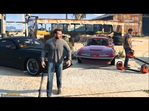 GTA 5 FiveM RP -(NEW) SIMULATION Handling /  Illegal Street Racing