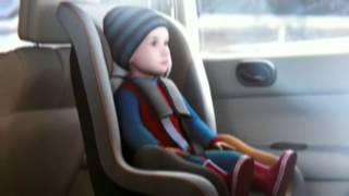Sicurezza in auto: il seggiolino per bambini
