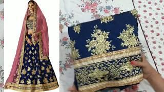 Flipkart lehenga review|new lehenga|lehenga shopping|chaniya choli