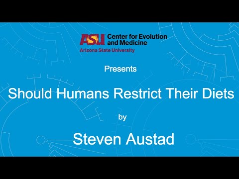 Should Humans Restrict Their Diets | Steven Austad