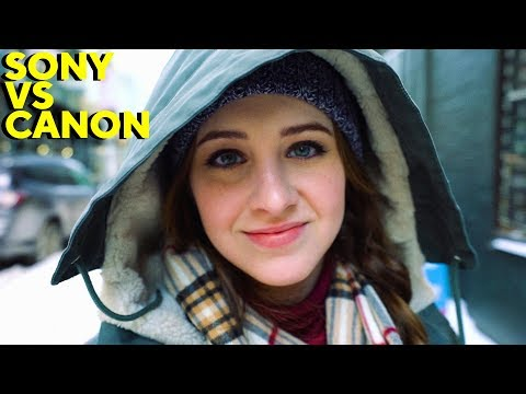 Canon 6D MK II vs Sony A7S II - The Best Vlogging Camera??