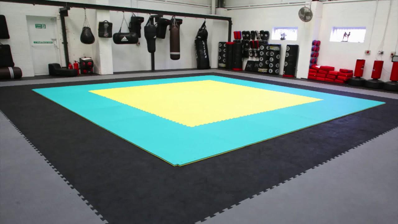 Martial Arts Mats - MMA Mats