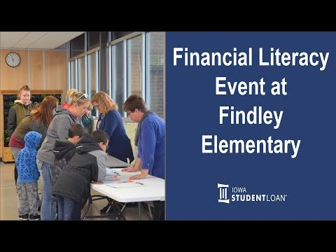 Financial Literacy Event at Findley Elementary