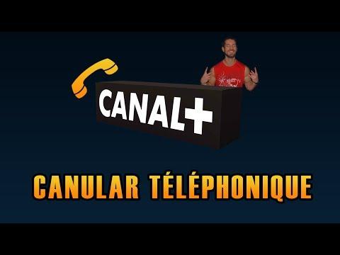 Blague téléphonique à Canal + (Partie 1)