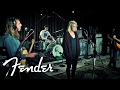"Fender Studio Sessions: Grouplove Performs ""Gold Coast"""