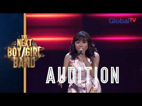 Salma Sings ' Intuisi' (Yura) I The Next Boy/Girl Band GlobalTV