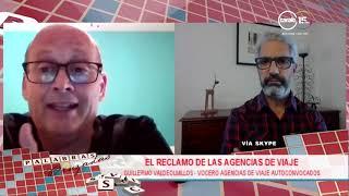 Guillermo Valdeolmillos: El reclamo de las agencias de viaje