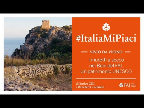 #ItaliaMiPiaci - Visto da vicino - I muretti a sec...