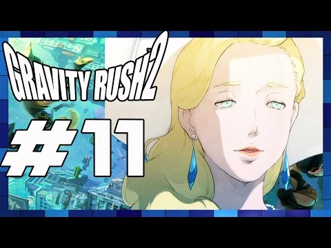 Gravity Rush 2 - Walkthrough Part 11 Episode 6: Separate Table