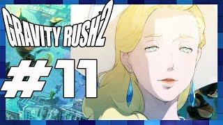 Gravity Rush 2 - Walkthrough Part 11 Episode 6: Separate Table