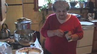 Cooking Kapusta (polish Cabbage Dish)