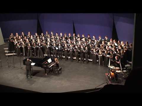 47th Annual D300 Choral Festival - High School Chorus - Stars I Shall Find - David Dickau