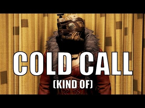 Raiders: Teaser - Cold Call // Fallout 4 Machinima