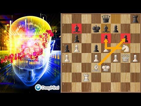 Deep Mind AI Alpha Zero Dismantles Stockfish's French Defense
