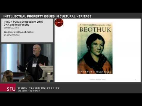 Daryl Pullman: Genetics, Identity, and Justice