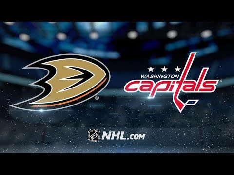 Anaheim Ducks vs Washington Capitals | Dec.02, 2018 | Game Highlights | NHL 2018/19 | Обзор матча