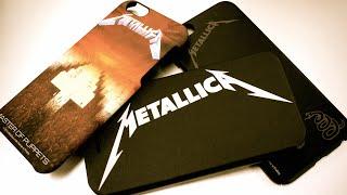 この動画で紹介したグッズのお値段&詳細はコチラ ・METALLICA ハードケ...