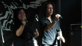 Trail Of Tears - Bloodstained Endurance (live at Metal Crowd Fest 2012, Rechitsa, 25.08.12)