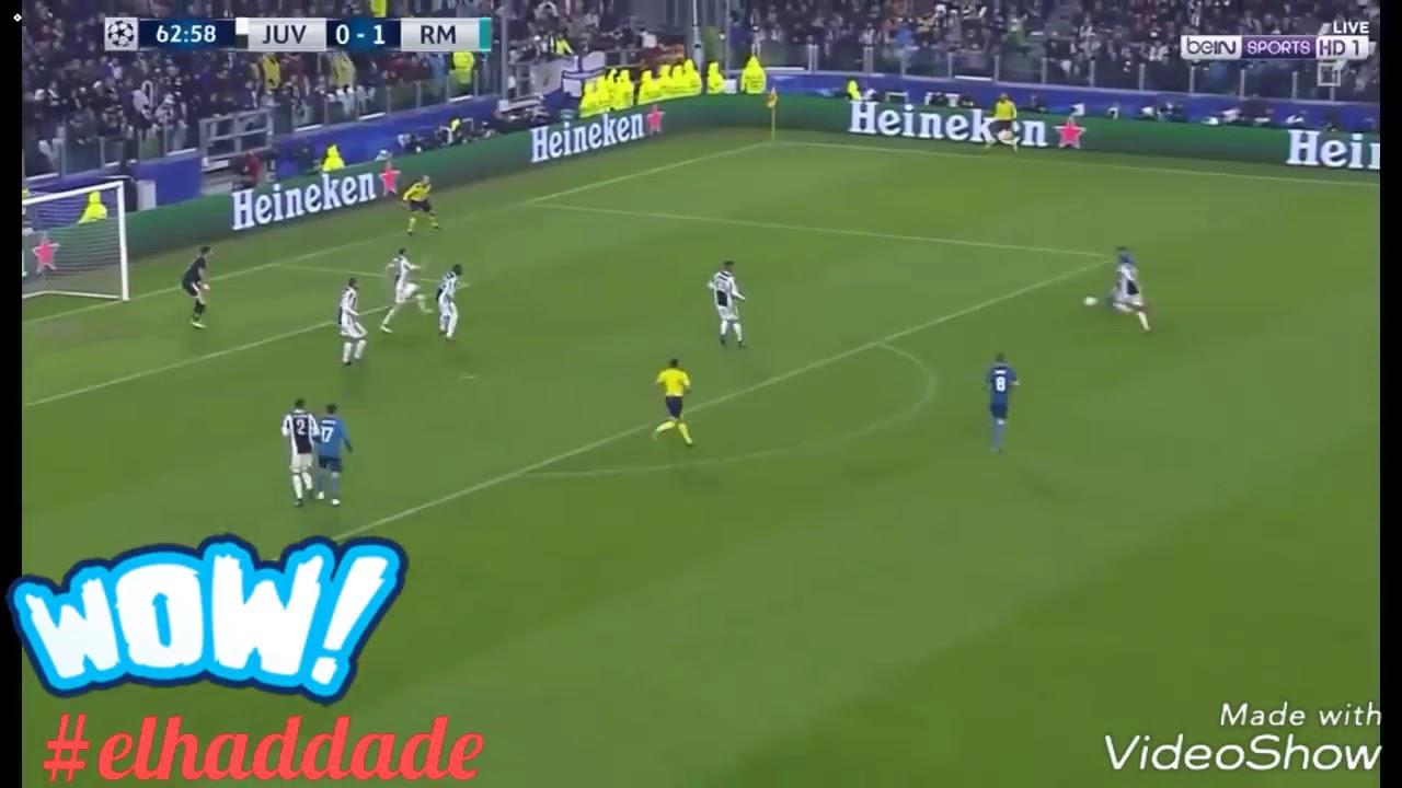 شاهد.. هدف رونالدو في يوفنتوس يفوز بجائزة الأفضل بأوروبا للموسم الماضي
