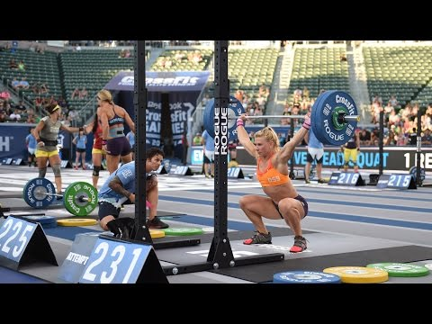 The CrossFit Games: Individual - Overhead Squat