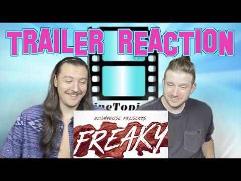 Freaky Trailer REACTION #Freaky #VinceVaughn
