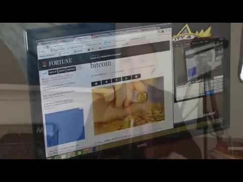 Bitcoin fraud or revolution? Montemagno (2014)